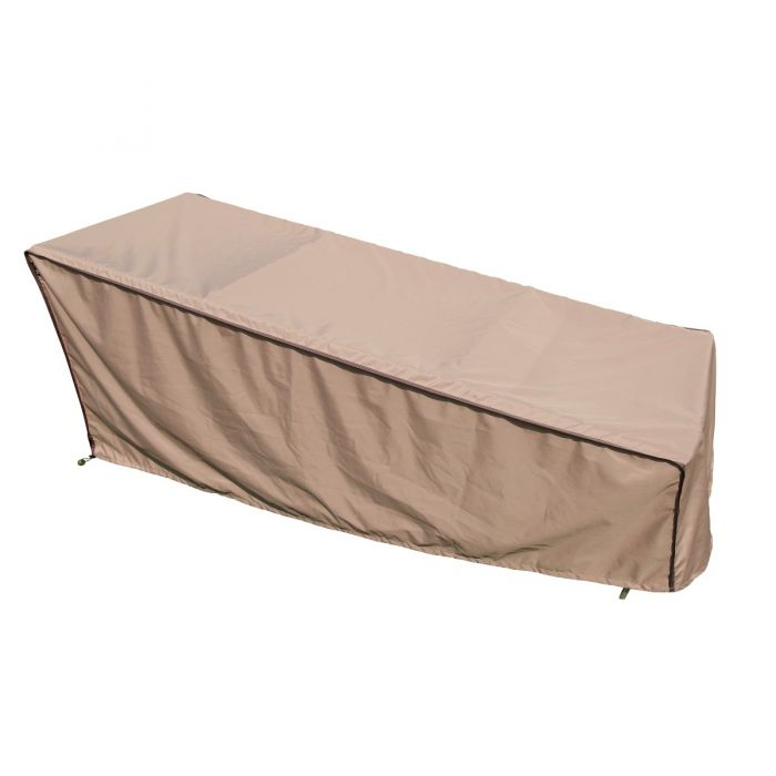 Chaise Lounge Cover, Customized Fit | True Shade Plus