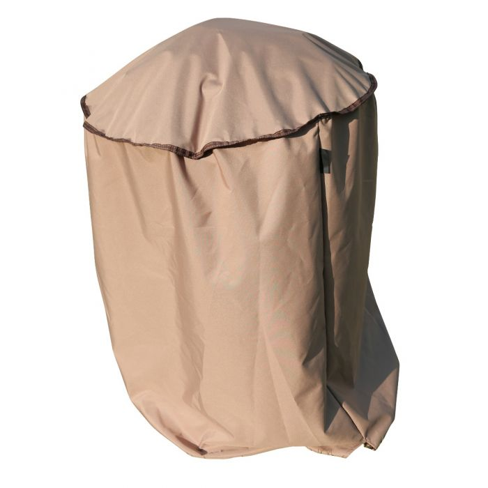 Kettle-Style BBQ Grill Cover, Customized Fit|True Shade Plus